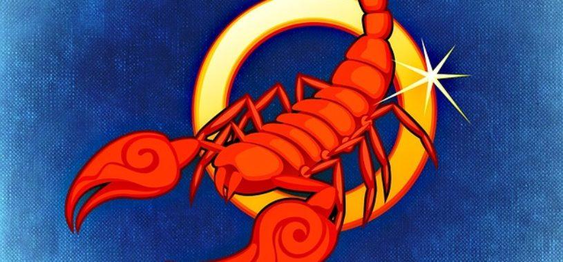 Солнце в Скорпионе